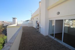 Penthouse apartment on top location in city centre Albufeira