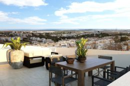 Luxury apartments with communal pool and outstanding views in Tavira