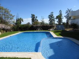 Apartment with swimming pool near Benamor Golf