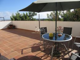 Exclusive apartment enjoying patio with sea view, roof terrace & pool in Tavira