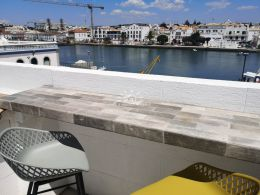 Commercial property river front Tavira center