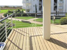 Fully furnished apartment with sea view in Golden Club resort Cabanas de Tavira