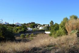 Building plots for villas in resort area in Albufeira