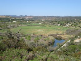 Large plot with excellent views very close to Tavira