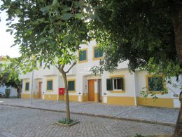 Good standard two bedroom townhouse in a green holiday resort in Tavira