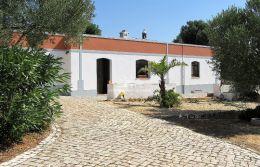 4 SZ Quinta mit Swimmingpool und Meerblick in der Nähe von Tavira