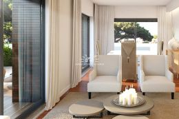 Contemporary apartment near golf and sea located in luxury condominium in Vilamoura