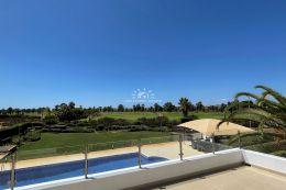 Wunderschöne Luxusvilla mit Pool in bevorzugter Lage mit Blick auf den Golfplatz in Albufeira