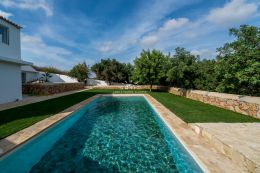 Moderne villa with guest house and pool near Boliqueime