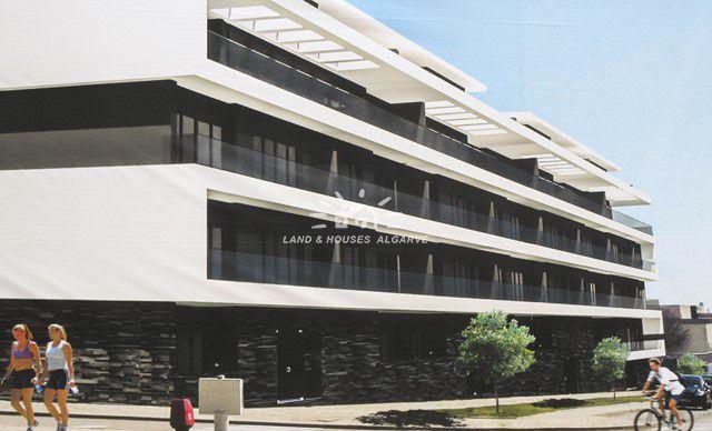 Moderne 2 und 3 SZ Wohnungen in Tavira Zentrum
