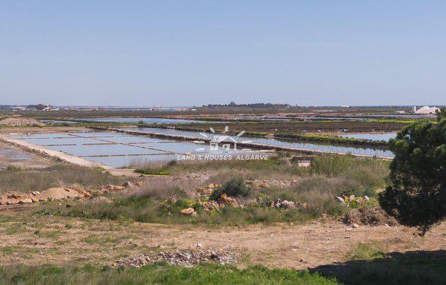 Salinen Ria Formosa Naturpark