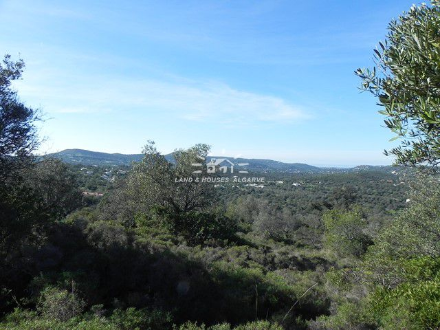 Building plot in peaceful countryside location with beautiful views near Santa Barbara de Nexe