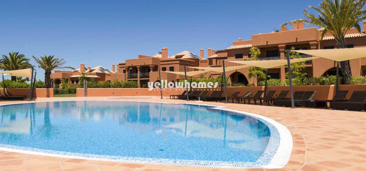 Mediterrane 2 SZ Erdgeschosswohnungen zu verkaufen in Golfresort