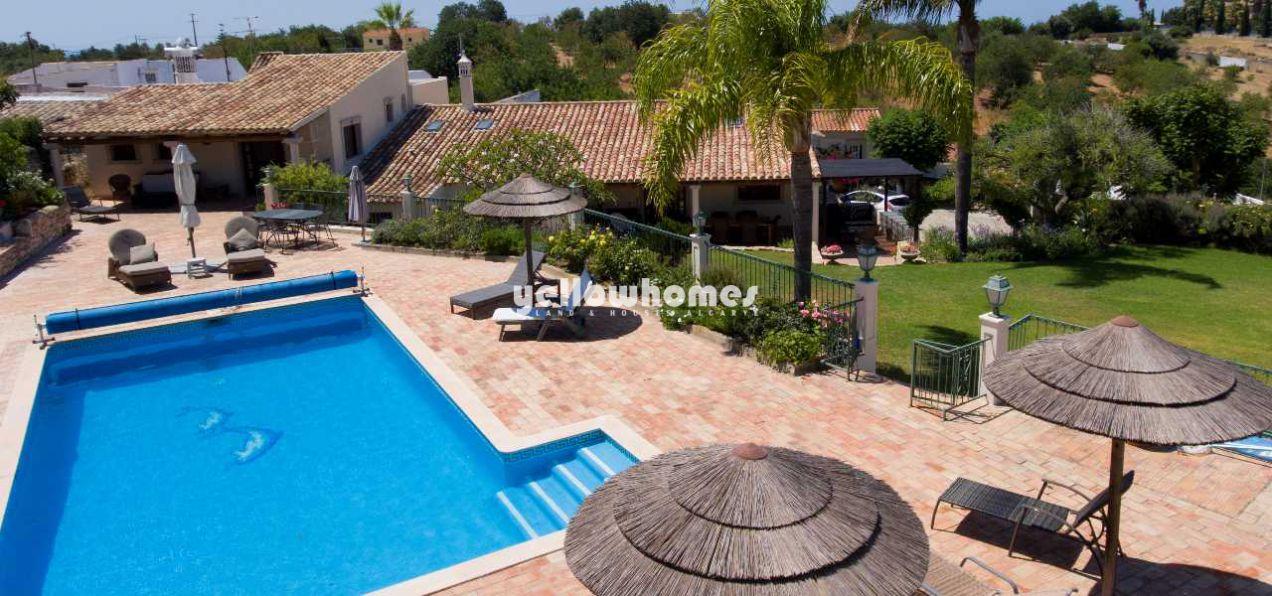 Wunderschönes Algarve Landhaus Anwesen mit Gästehaus nahe Vilamoura