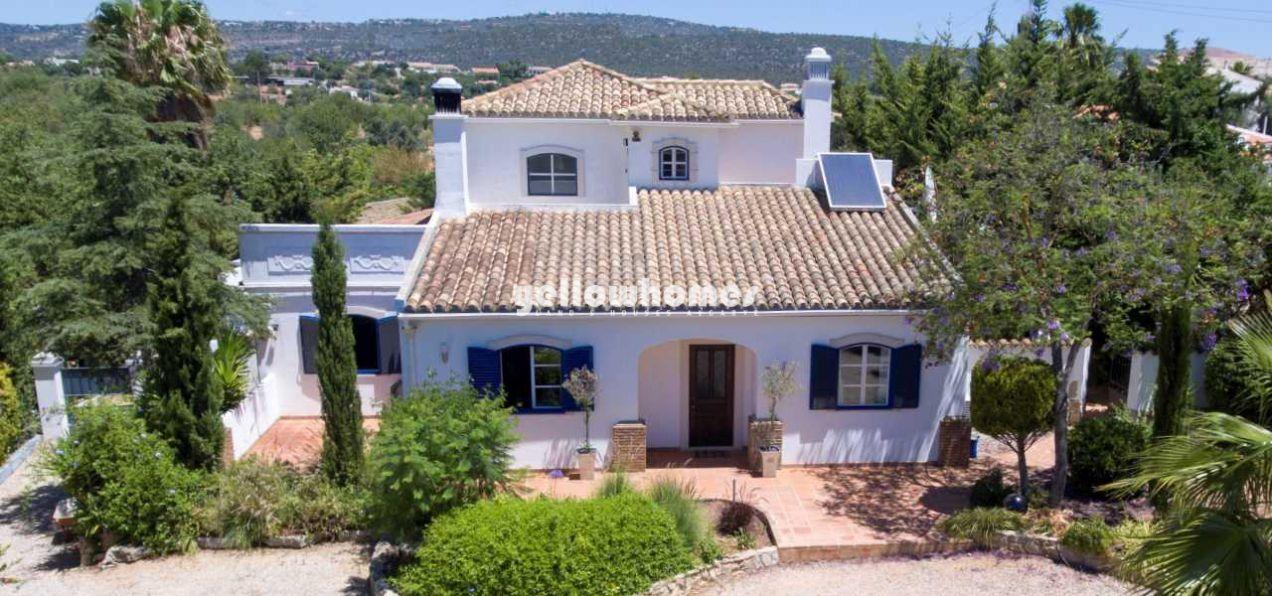 Hauskauf Algarve- Wunderschönes 4 SZ Landhaus in kleinem Ort...