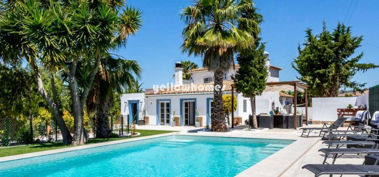 Wunderschönes Landhaus mit privatem Pool ausserhalb von Vilamoura...
