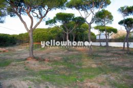 Algarve, beautiful builing plot close to golf courses...