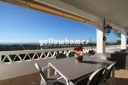 Nr Loule and Boliqueime 3 bed villa with pool and...