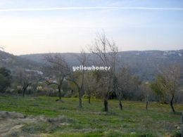 Good size plot with approved project for a contemporary...