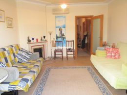 1-bed top floor apartment close to a golf course,...