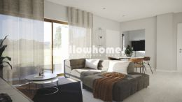 Newly built luxury apartments with communal pool...