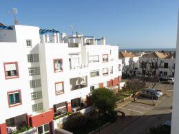 2-SZ Dachgeschosswohnung mit Meerblick in Tavira