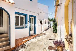 Typisch portugiesisches Haus bei Cabanas de Tavira