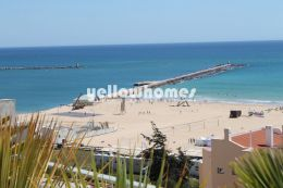 Stunning 2+1 bed penthouse with amazing sea and marina views
