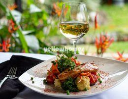 Vollständig ausgestattetes und möbliertes Restaurant...