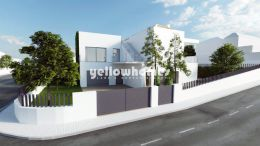 Modern 4-bed villa with pool and garage in Tavira