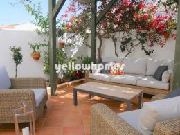 3-bedroom townhouse in a quiet urbanisation near Tavira