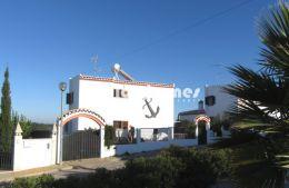 Gepflegte 4-SZ Villa im Zentrum der malerischen Stadt Tavira