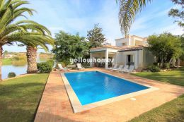Comfortable 3 bed villa with private pool in well-maintained...