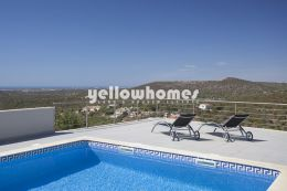 Exceptional 5 bed villa with amazing views near Loule