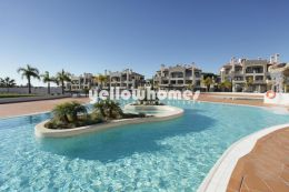 Well designed 2-bed apartments near Vilamoura in a...