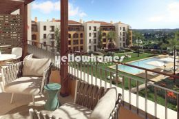 Spacious 2-bed penthouses under construction in a exclusive...