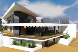 Magnificent turn-key project for a 4-bed villa...