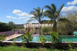 Elegante Landhaus Villa mit vier Schlafzimmern nahe Silves