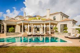 Large villa in Quinta do Lago