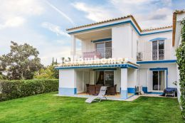 Spacious 2-bed ground floor apartment in Quinta...