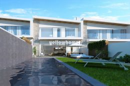 High quality, newly built 3-bed villas with private...