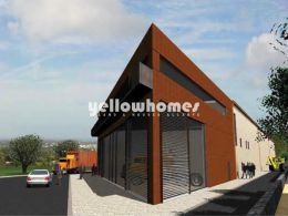 Plot for construction /warehouse for sale near...
