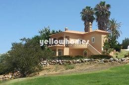 Grandiose 3-SZ Villa in Frontlinelage am Golf nahe Carvoeiro