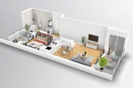 Brand new, good quality 1 bedroom apartments close...