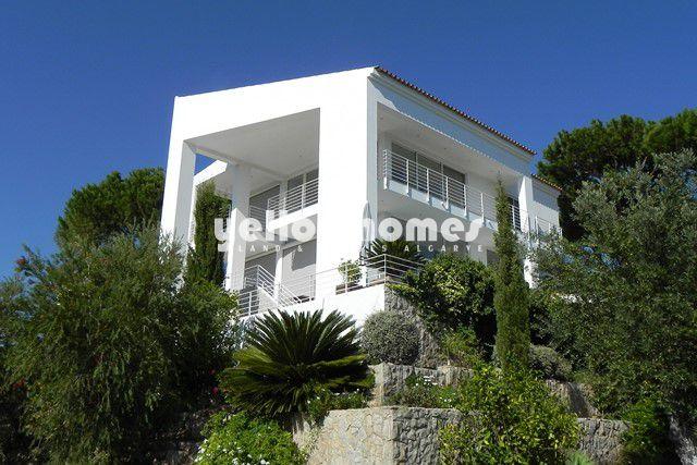 5 SZ Designervilla mit pool zu verkaufen in Pinheiros Altos Golfresort in Quinta do Lago