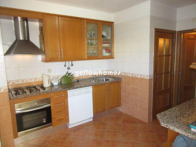 Tavira Zentrum - OG-Wohnung mit Terrasse