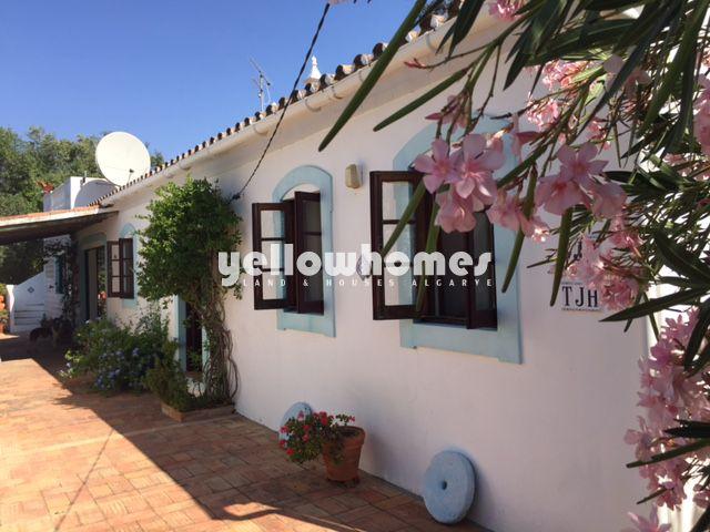 Quinta auf einem schönen Grundstück in sehr privater Lage nahe Santa Catarina de Fonte do Bispo