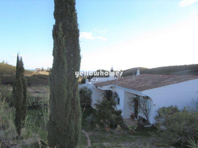 Schönes 3 SZ Haus mit Garage und Meerblick in ruhiger Lage nahe Tavira