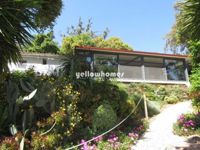 Renoviertes Haus in ruhiger Lage nördlich von Santa Catarina