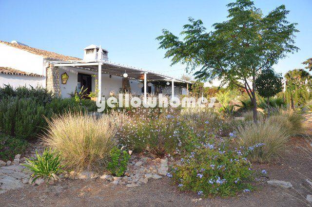 Renovierte Quinta mit großem Garten